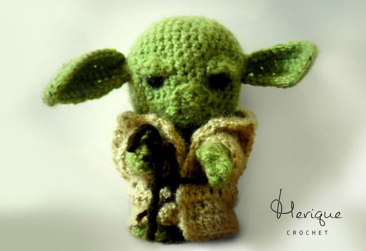 yoda crochet
