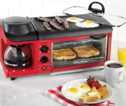 3-in-1 Breakfast Station