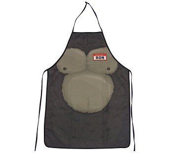 Ape Kitchen Apron monkey