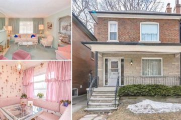 Average-Looking Toronto Home Time Capsule