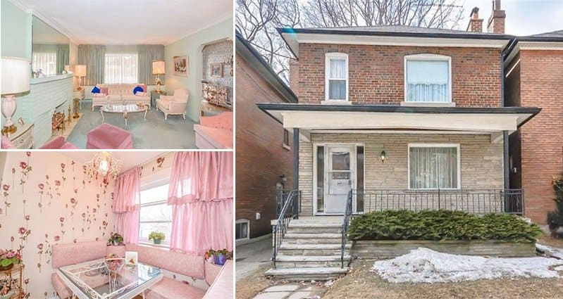 This Average-Looking Toronto Home Is Actually A Time ...