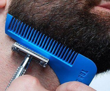 Beard Shaping Tool comb