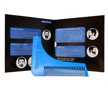 Beard Shaping Tool set