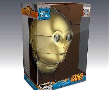 C-3PO Night Light box