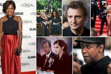 Celebrities Have Incredible Words Of Wisdom