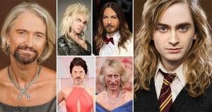 Celebrity Gender Swaps