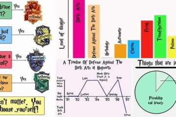 Charts 'Harry Potter' Fans Will Understand