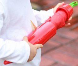 Chilli Pepper Umbrella