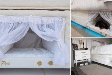 Colchao Inteligente Postural Pet Bed