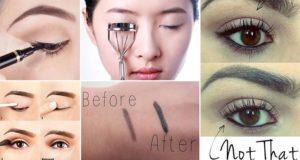 Common Eyeliner Mistakes Fix
