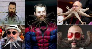 Crazy Beards Designs Styles