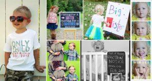 Creative Pregnancy Announcements Involving Siblings