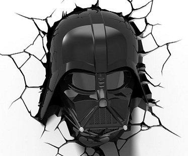 Darth Vader Night Light star wars