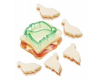 Dinosaur Sandwich Cutter mold