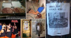 Drunk Fails Identify Relate
