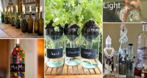 Easy Bottle Projects DIY