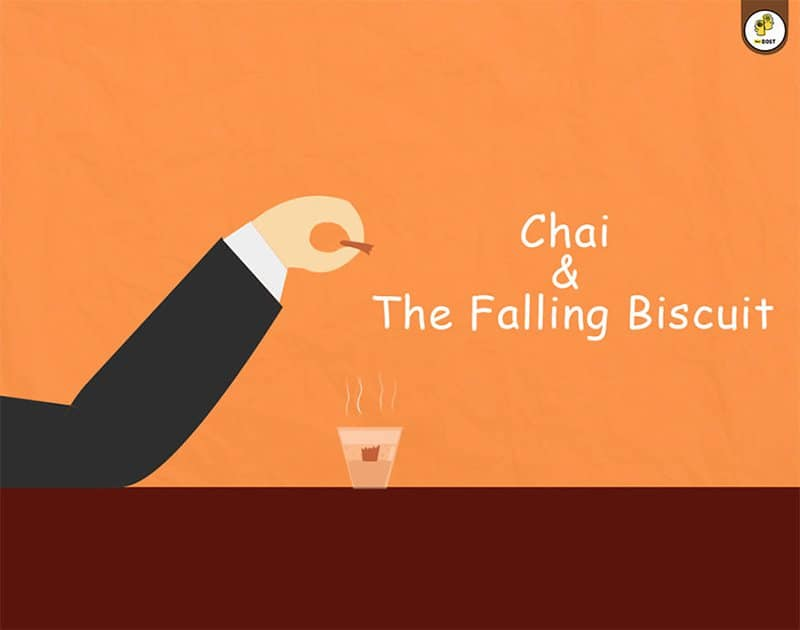 Falling Biscuit