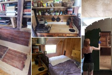 Female DIY Champion Builds Home
