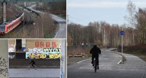Germany Opened Bike Autobahn Cycle Route