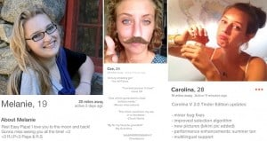 Girls' Tinder Profiles Weird Funny