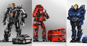 Gunduz Aghayev World Leaders Transformers