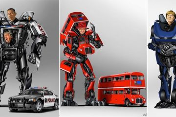 Gunduz Aghayev World Leaders Transformers