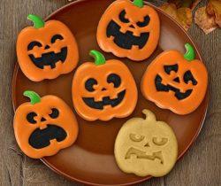 Halloween Pumpkin Cookie Cutters