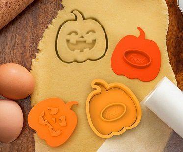Halloween Pumpkin Cookie Cutters stamps