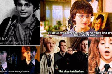 'Harry Potter' Described End Of Semester