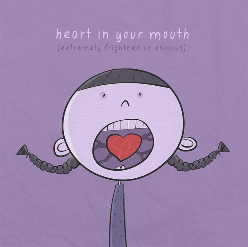 Heart Mouth