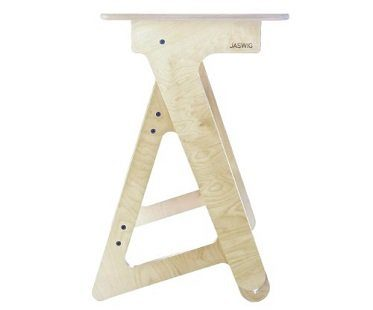 Height Adjustable Standing Desk wooden