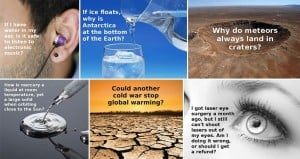 Hilariously Stupid Science-Related Questions