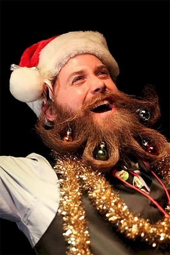 Jingle Beard