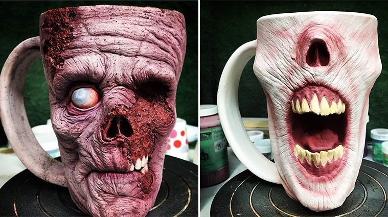 Kevin 'Turkey' Merck Monster Mugs
