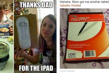 Kids Trolled By Parents' Joke Christmas Presents