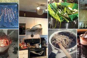 Kitchen Cooking Disasters Fails