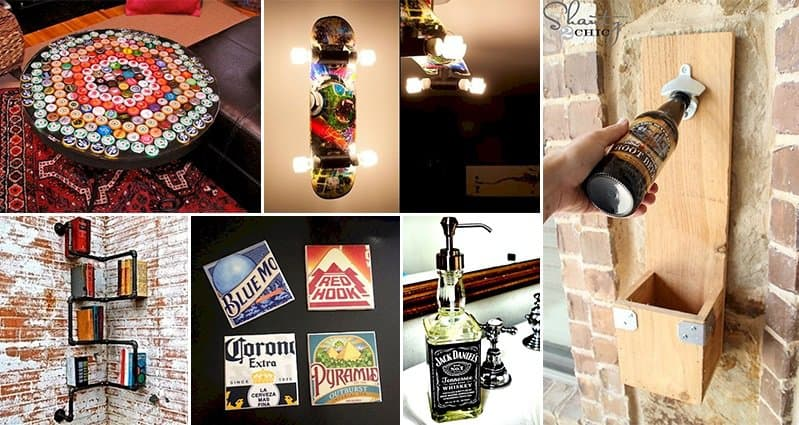 Awesome Man Cave Accessories : Awesome man cave decor ideas you should know