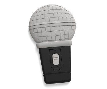 Microphone Teether