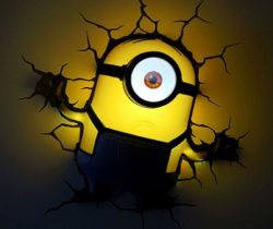 Minion Stuart Night Light