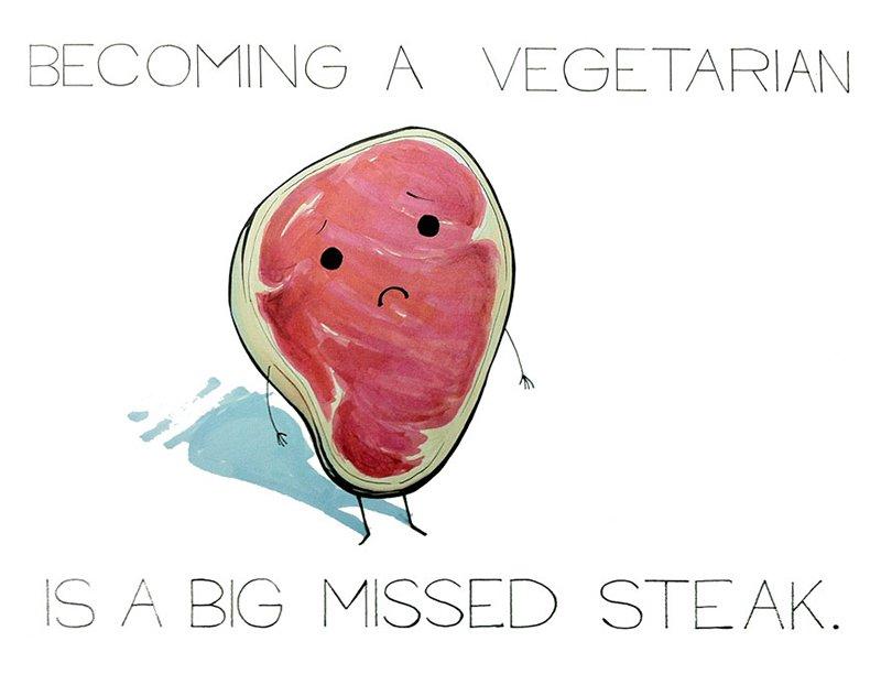 Missed Steak