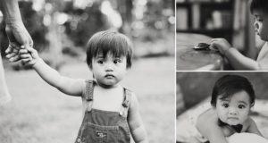 Mom Magical Photos Filipino Toddler