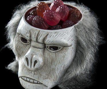 Monkey Brains Bowl candy