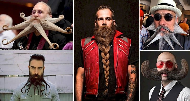 Most Elaborate Beards