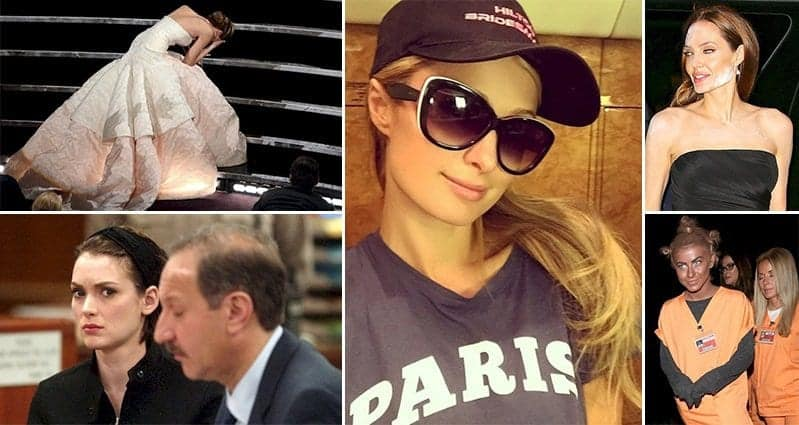 30 Most Embarrassing Celebrity Moments | Latest Viral Videos