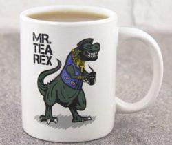 Mr Tea Rex Mug