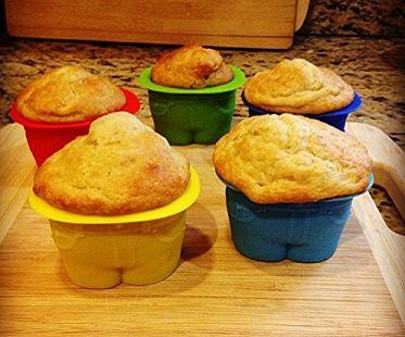 Muffin Top Baking Molds