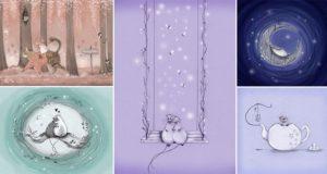 Nadya Bonten-Slenders Quest Convince You Rats Are Cute Art