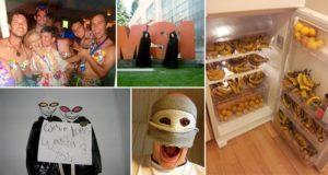 People Found Odd Photos On Camera