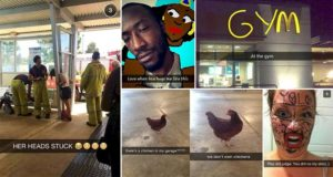 People Were Drunk Hilarious On Snapchat