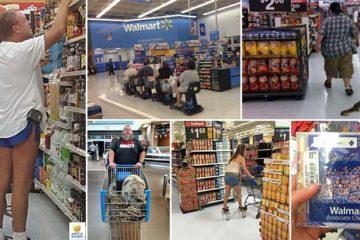 Photos Strange Things Happen Walmart